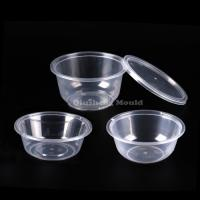 China PP small round  transparent  bowl plastic mould,small soup bowl mould,dessert bowl plastic mould, on sale