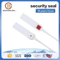secutiry seal lock for one time  BC-P420 Requirement Plastic seal for Mobilephone Anti-lost..etc Manufactures
