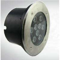 220V 9W LED buried light stainless steel,outdoor recessed lighting,underground light Manufactures