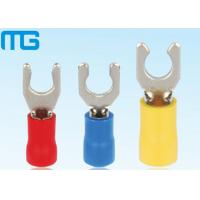 Pre - Insulating Locking Spade Insulated Wire Terminals LSV LSVL LSVS T23 - Copper With Tin Plated Manufactures