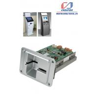 Automatically IC RS232 Dip Card Reader / ID Terminals Manual Card Reader DC 5Volt Manufactures