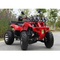 """150CC 10"""" Tires Four Wheel ATV 4 Stroke Atv With Front Double Suspension Manufactures"""