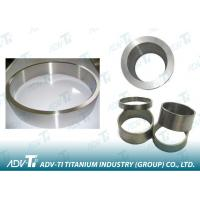 Quality ASTM B381 GR7 Metal Forgings Ring For Paper Making / Oil Industry for sale
