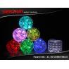 10 LED Light Changing Solar LED Light / Outdoor Solar Lantern Manufactures