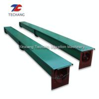 China High Speed U Trough Screw Conveyor With Excellent Abrasion Resistance on sale