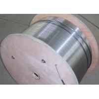 China High Pressure Hydraulic Control Line Alloy Steel  Incoloy 825 Incoloy 625 on sale