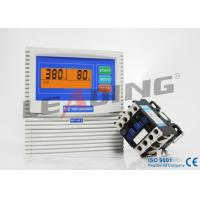Durable Pump Motor Starter With LCD Screen Displaying Motor Running Status Manufactures