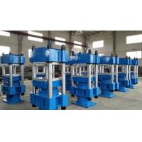 Buy cheap Durable Rubber Vulcanizing Press Machine For Rubber Seal Steam Heating / from wholesalers