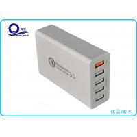 Quick Charge QC 3.0 Multiple Port Desktop Charging Station USB Charger with Smart IC Manufactures