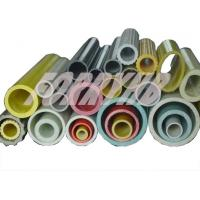 China FRP Structural Pultruded Profile-Round Tube on sale