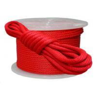 4mm-16mm nylon solid diamond double braided rope code line Manufactures