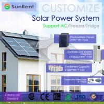 220V Pure sine wave Power Inverter Backup Off Grid System Panel Charge Battery Generator Solar Power System Manufactures