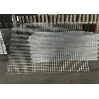3x3 Hot Dipped Galvanized Welded Wire Mesh Panels For Security Fencing Manufactures