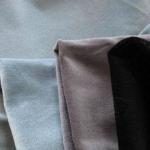 Printed panne velvet fabric, shrink-resistant Manufactures