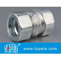 "1/2"" To 2"" IMC Conduit And Fittings Zinc Die Cast Compression Coupling Manufactures"