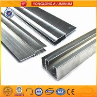 Customized Length Anodized Aluminum Profiles For Windows And Doors Manufactures