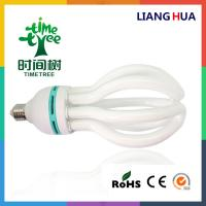 OEM Triband Phosphor Compact Florescent Lotus CFL t5 Energy Saving Lamp 50 Watt Manufactures