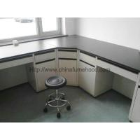 Testing Center Steel Lab Furniture DTC Hinge 2 Layers Reagent Rack Manufactures