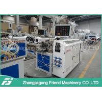 High Output Pvc Wall Panel Making Machine , Pvc Wall Panel Extrusion Line Manufactures