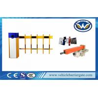 China OEM Intelligent Car Park Barriers Arms Parking Barrier Gate Safety on sale