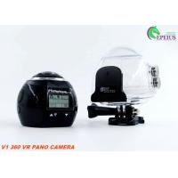 Quality Lightweight 2.7K 240FPS Remote Control Action Camera Extral Hd V1 220 Degree for sale