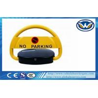 Anti - Theft Intelligent Remote Car Parking Locks , Parking Lot Lock Manufactures