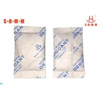 MDH-30 Drying Desiccant Packs , 30g Bentonite Clay Desiccant For Garment And Textile Manufactures