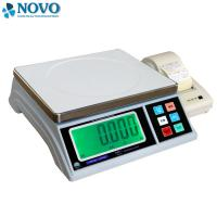 High Hardness Digital Price Computing Scale RS-232C Printer Connection Manufactures
