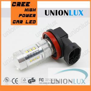 China 6000k High Power LED Fog Lights 30w Cree Headlight LED Car Fog Light h8 on sale