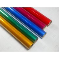 Retro Red Green Blue Engineer Grade Reflective Sheeting For Reflective Traffic Signs Vinyl Manufactures