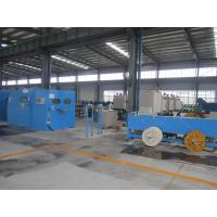 Smaller Size Wire Bunching Machine For BVR And RVV Alloy Aluminium Wires Manufactures