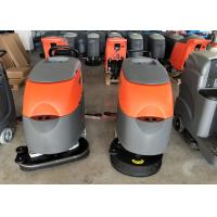 Metal Handle Marble Floor Scrubber Dryer Machine Semi - Automatic Manufactures