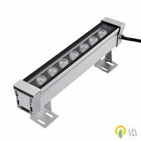 46*46*300mm IP65 Commercial LED Outdoor Lighting For Entertainment Space 7W Manufactures