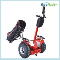 China Outdoor Mobility Golf Scooters , Mobility Scooter Golf Cart Hands Free Remote Control on sale