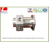 Metal Precision Parts Stainless Steel Machining Services hex adjuster Manufactures