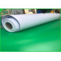 Roll 24 Inch 36 Inch Absorb Printing Ink One Side High Glossy Photo Paper