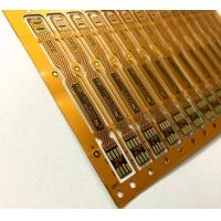 China PI Material Flexible Printed Circuit Board Double Sides 2.0oz Copper Thickness on sale
