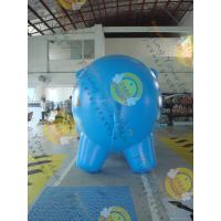 Custom New Design Full Digital Printing Attractive Shaped Balloons with Pig Shape for sale / Trade show Manufactures