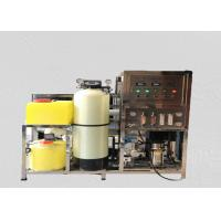 China Reverse Osmosis Salty Sea Water Desalination Plant Water Purify Equipment on sale