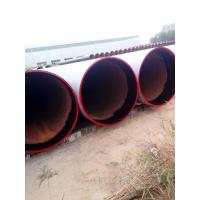 China ASTM A252 GR.3 welded steel pipe pile supplier with big diameter on sale
