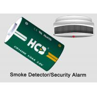 CR14250 304 Stainless Steel Cellpacking Lithium Primary Cell 600mAh Smoke Detector RFID Manufactures