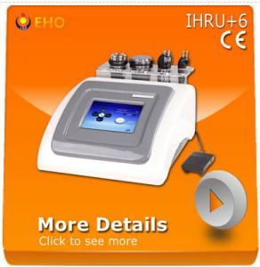 Multi-polar rf vacuum cavitation fat slimming beauty machine Manufactures
