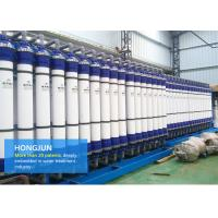 50HZ 60HZ Industrial Drinking Water Purification Systems Salt And Calcium And Magnesium Removal System Manufactures