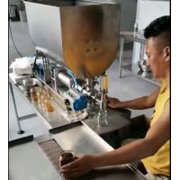 China Good pirce Easy Operate Sauce Bottle Filling packaging Machines line on sale