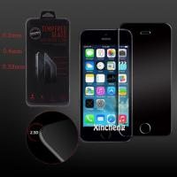 China Tempered Glass Screen Protector Film Guard for iPhone 5S on sale