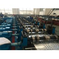 Auto Decoiler Sheet Forming Machine 12-15m/min Rolling Speed Gear Box Driver