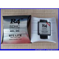 Quality R4iSDHC RTS Lite Silver R4i3DS R4i game card 3ds flash card for 3DSLL 3DS NDSixl NDSi NDSL for sale
