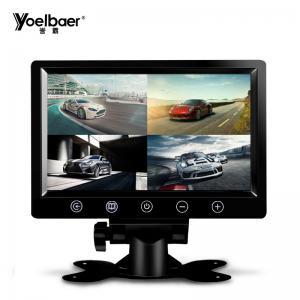 China 9 inch led tv monitor hd 1080p 4 split quad screens car monitor 9 dvd player on sale