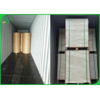 Grade AA FSC Certified 40gsm - 70gsm White Sack Kraft Paper In Reels For bags Manufactures