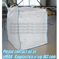BIG woven bags, FIBC bags, big bags, ground cover, tarpaulin, PE tarpaulin, weed mat, Flex Manufactures